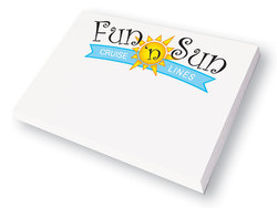 "PD34P-25 - Post-it Note Pad - Value Priced 4"" x 2-7/8 x 25 sheets"